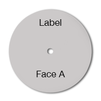 Label Face A