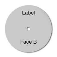 Label Face B